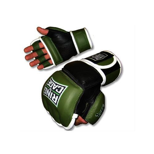 Ring To Cage GelTech Bag Gloves (Open Finger)
